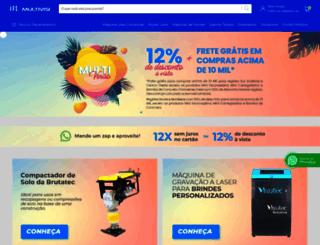 multivisi.com.br screenshot