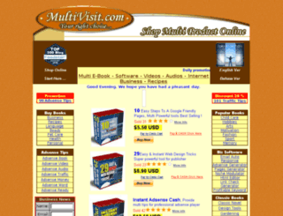 multivisit.com screenshot