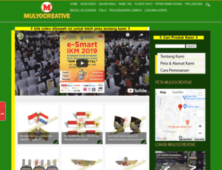 mulyocreative.com screenshot