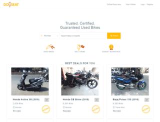 mumbai.doseat.com screenshot