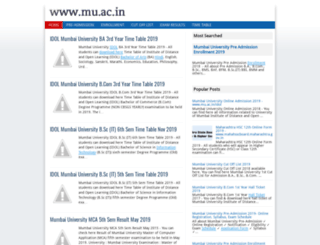 mumbaiidol.blogspot.com screenshot