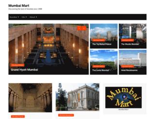 mumbaimart.com screenshot