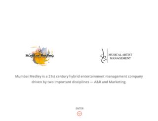 mumbaimedley.com screenshot