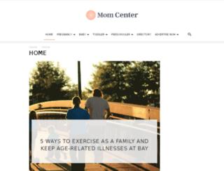 mumcentre.com.sg screenshot