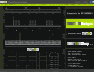mumedi.mx screenshot
