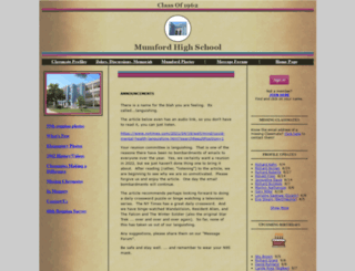 mumford62.com screenshot