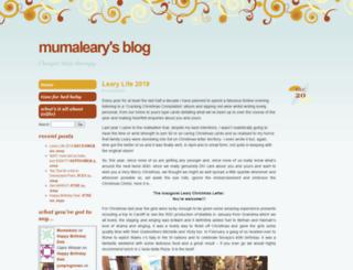 mummetamorphosis.wordpress.com screenshot