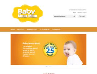 mummums.com screenshot