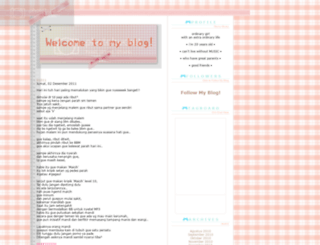 mumuray.blogspot.com screenshot