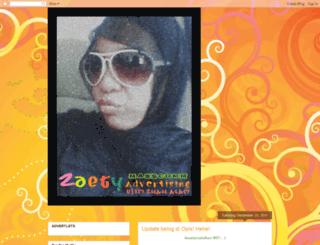 mumuzaety.blogspot.com screenshot