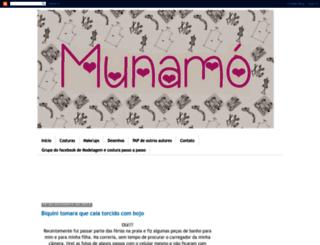 munamo.blogspot.com.br screenshot