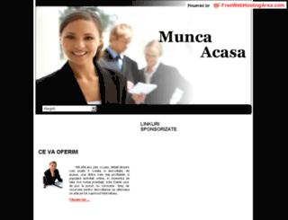 muncaacasa.eu5.org screenshot