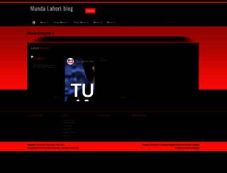 munda-lahori.blogspot.com screenshot
