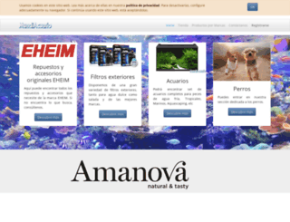 mundiacuario.es screenshot