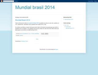 mundialdebrasil2014online.blogspot.com screenshot