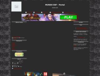 mundo-esf.foroactivo.net screenshot