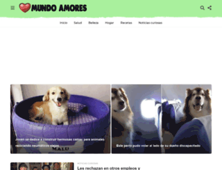 mundoamores.com screenshot