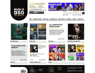 mundobso.com screenshot