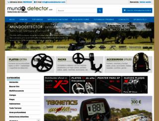 mundodetector.com screenshot