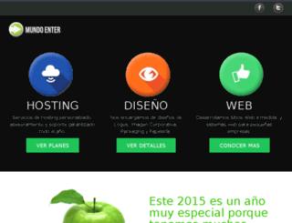 mundoenter.com screenshot