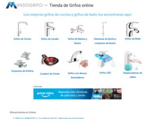 mundogrifo.es screenshot