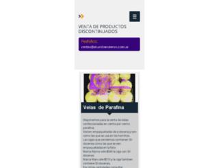 mundoincienso.com.ar screenshot