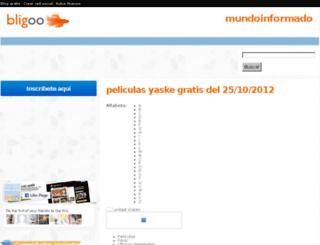 mundoinformado.bligoo.com screenshot
