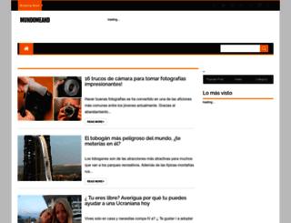 mundomeand.blogspot.com.es screenshot