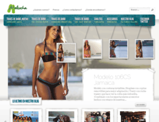 mundomelcocha.com screenshot
