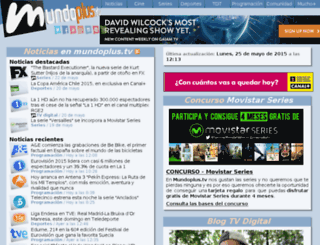 mundoplus.es screenshot