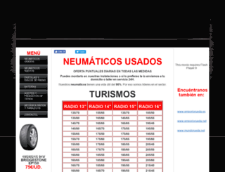 mundorueda.com screenshot