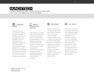 mundotechinc.com screenshot