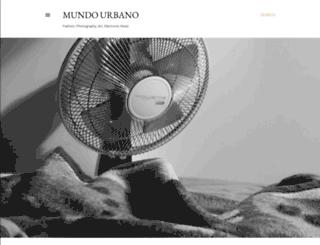 mundourbano.blogspot.com.es screenshot