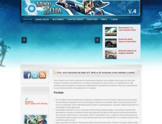 mundozelda.org screenshot