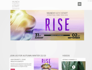 munichfabricstart.com screenshot