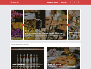 munichx.de screenshot