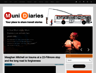 munidiaries.com screenshot