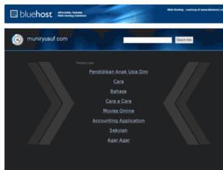 muniryusuf.com screenshot