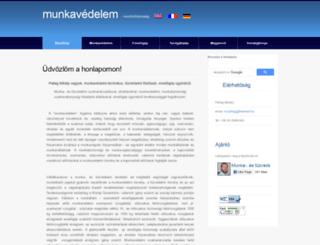 munkaved.info screenshot