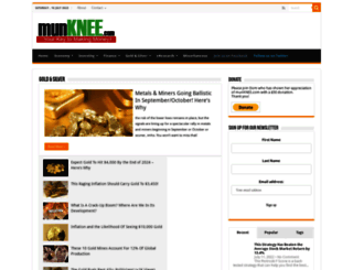 munknee.com screenshot