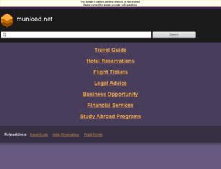 munload.net screenshot