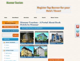 munnar.info screenshot