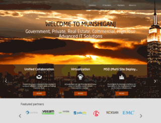 munshiganj.com screenshot