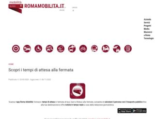 muovi.roma.it screenshot