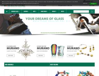 murano-store.com screenshot