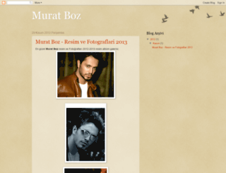 muratboz1.blogspot.com screenshot