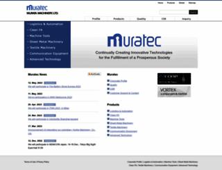 muratec.net screenshot