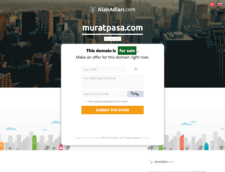 muratpasa.com screenshot