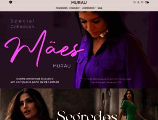 murau.com.br screenshot