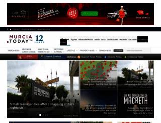 murciatoday.com screenshot